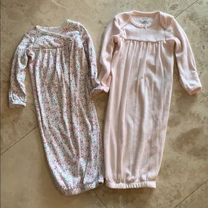 Carter's Sleep Gowns